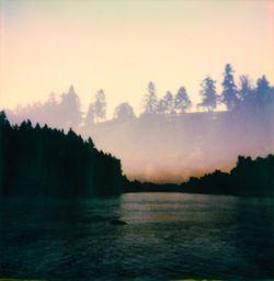 Untitled Polaroid Landscapes