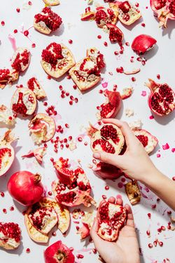 power of the pomegranate