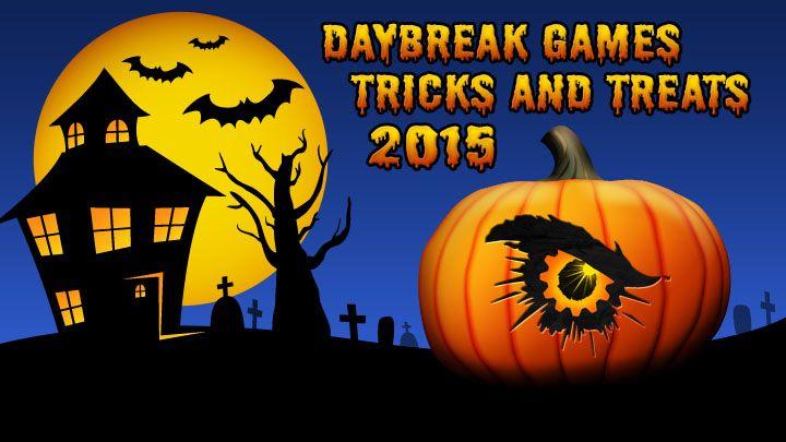 Daybreak Halloween Promotion