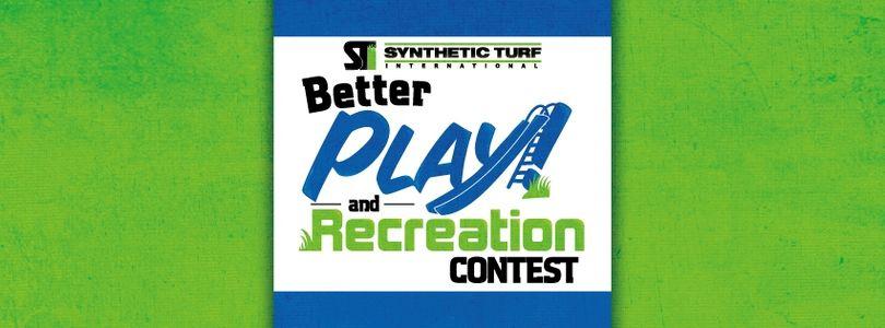 STI's Better Play & Recreation Contest