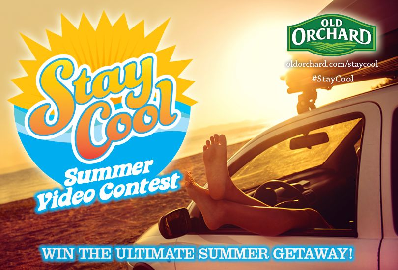 Stay Cool Summer Video Contest