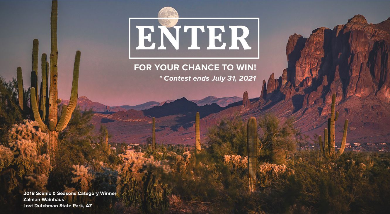 America's State Parks 2021 Photo Contest