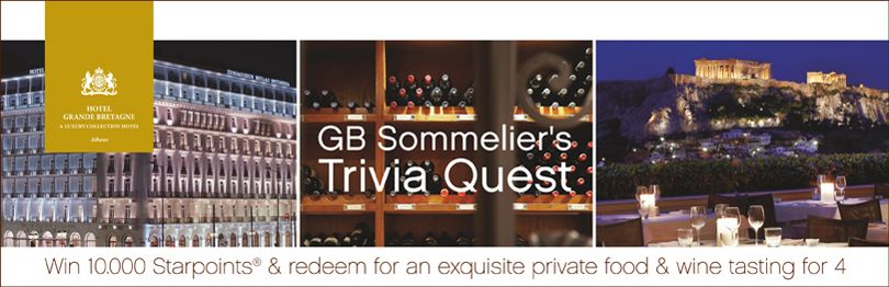 GB Sommelier's Trivia Quest